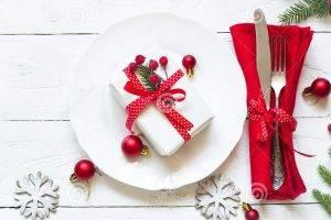 10 оригинальных идей для сервировки новогоднего стола - 23