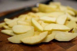 Яблочная лазанья - 0