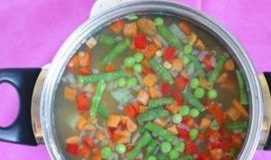 Суп из мексиканской смеси - 0