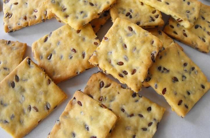 рецепт печенья крекер галеты