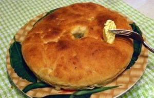 Осетинский пирог Фыджин - 4
