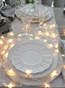 10 оригинальных идей для сервировки новогоднего стола - 33