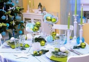 10 оригинальных идей для сервировки новогоднего стола - 3