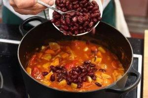 Острые тушеные овощи - 2