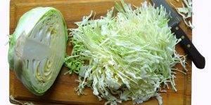 Чебуреки с телятиной, свининой и капустой - 0