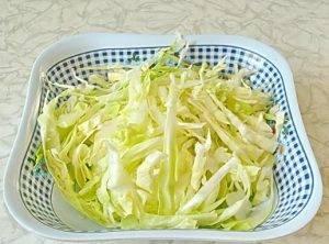 Летний салат по-молдавски - 0