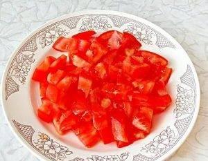 Летний салат по-молдавски - 1