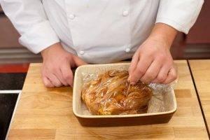 Острые окорочка, запечные в духовке - 1