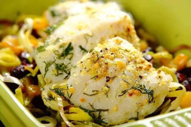 Но это, что говорится на любителя, не каждый будет есть брокколи с минтаем, да и с другой рыбой тоже.