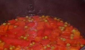 Итальянский суп Минестроне в мультиварке - 2