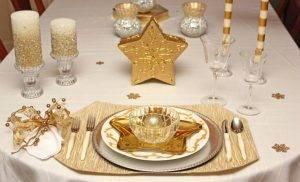 10 оригинальных идей для сервировки новогоднего стола - 0