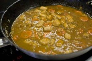 Куриное филе в ореховом соусе - 1