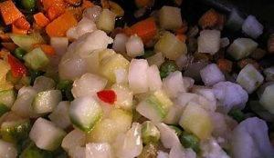 Диетический суп из сезонных овощей - 1