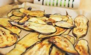 Баклажаны с ореховой пастой - 1