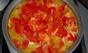 Кавказский суп «Шулюм» с кониной - 2
