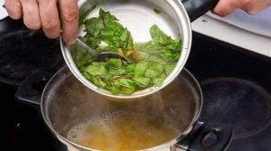 Холодный суп «Сарнапур» - 2