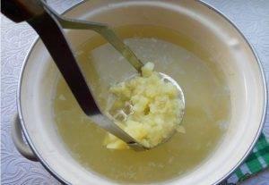 Суп с грибами и фрикадельками по белорусским мотивам - 0