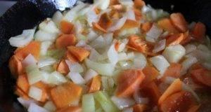 Суп на говяжьей грудинке с щавелем и манкой - 0