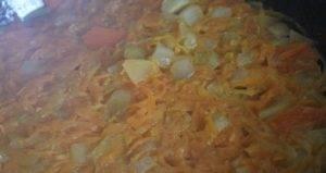 Суп с мучной заправкой - 0