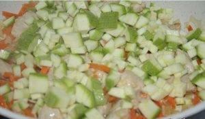 Чечевичный густой суп с птитимом и свининой - 0