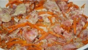 Суп-рагу из чечевицы - 0