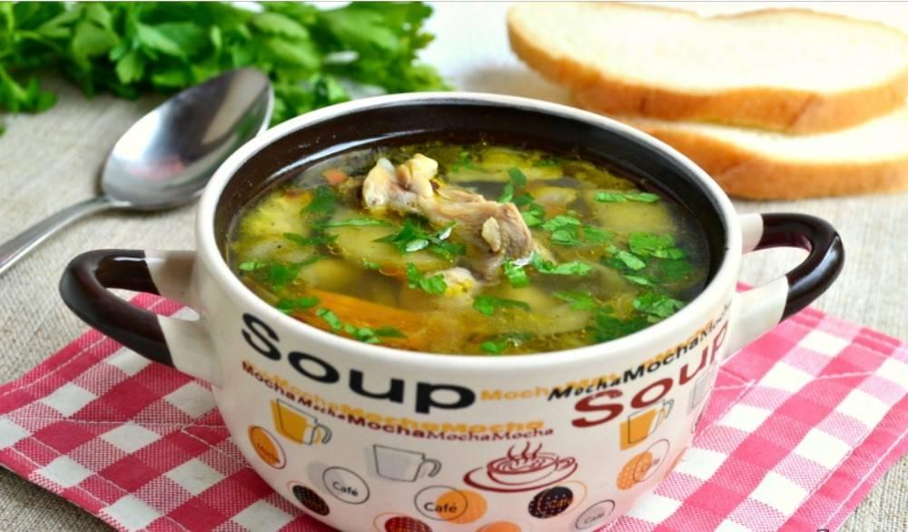 почитатели суп из курицы рецепт с фото пошагово люблю давно