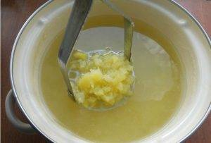 Суп из шампиньонов с цветной капустой - 1