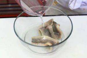 Салат с селедкой - 0