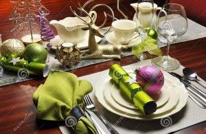 10 оригинальных идей для сервировки новогоднего стола - 2