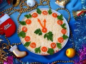 Топ-10 оригинальных и вкусных салатов к Новогоднему столу - 0