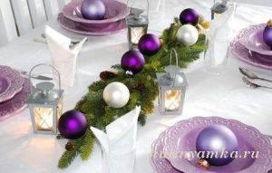 10 оригинальных идей для сервировки новогоднего стола - 21