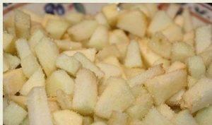 Вертута с яблоками - 0