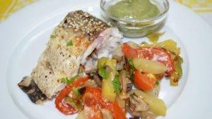 Подборка рыбных блюд - 2