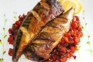 Подборка рыбных блюд - 1