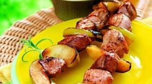 Подборка разнообразных блюд к пикнику и для мангала - 4