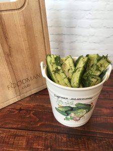 Как приготовить малосольные овощи и грибы - 0