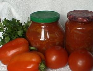 Заготовки на зиму из овощей: лучшие рецепты - 3