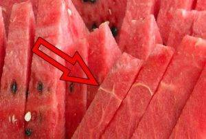 10 признаков нитратных арбузов - 8