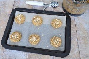 Домашнее овсяное печенье без муки - 3