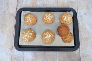 Домашнее овсяное печенье без муки - 4