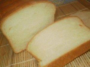 Пышный домашний хлеб - 1