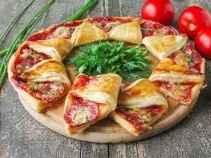 Пицца «Солнце» - 5