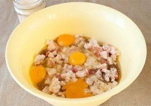 Домашняя печёночная колбаса - 1
