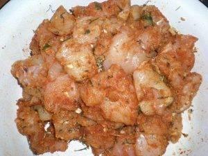 Мраморное мясо - 1