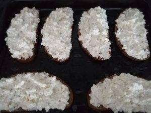 Сырные сэндвичи - 1