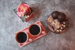 Кофе с мускатным орехом и корицей - 2