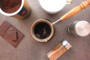 Кофе с красным перцем - 0