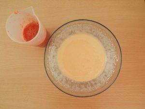 Кекс с апельсиновым пюре - 2