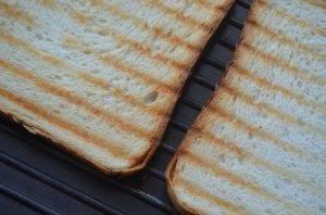 Салатный сэндвич со свеклой - 1
