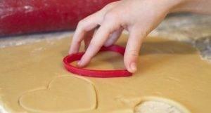 Печенье на день Валентина - 0